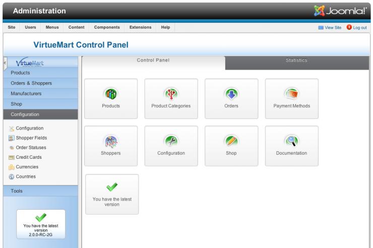 virtuemart_20_control_panel