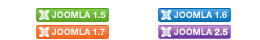 compatible joomla extensions