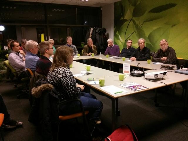 Joomla! User Group / gebruikersgroep Alphen a/d/ Rijn presentatie