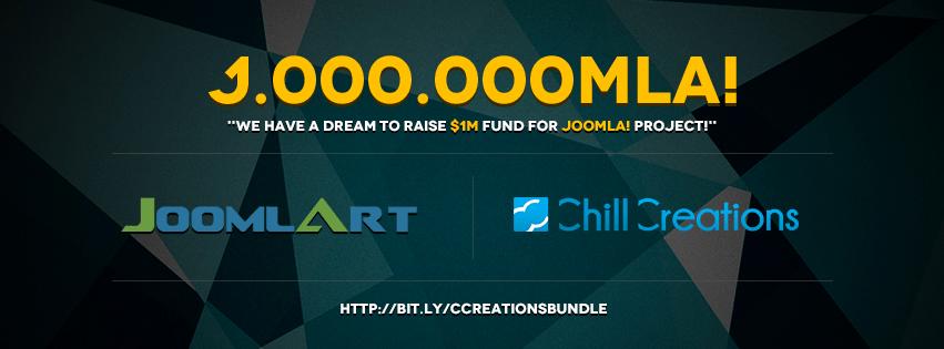 Joomla! Humble Bundle